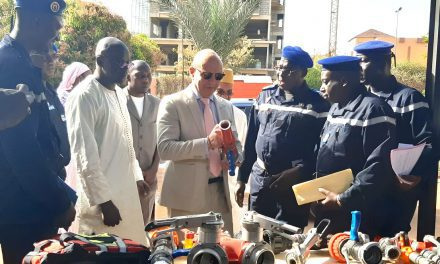Foreign Minister leads delegation to Mali