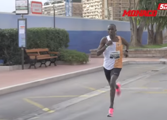 World Record for 5km shattered in Monaco