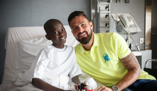 Great success for humanitarian outreach in Africa