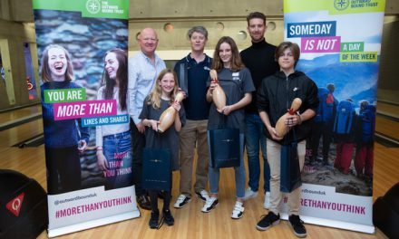 Outward Bound Monaco hosts bowling event