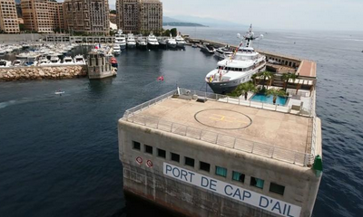 Monaco takes stake in neighbouring Port of Cap d'Ail