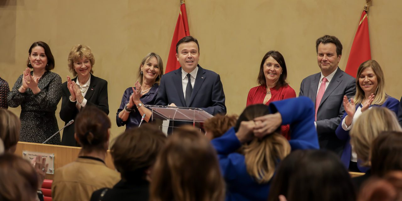 National Council pushes gender equality for International Women's Day