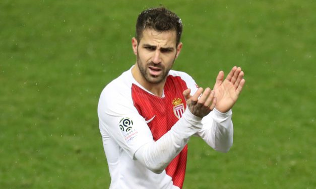 Monaco midfielder Fabregas takes pay cut to help his team pay other wages
