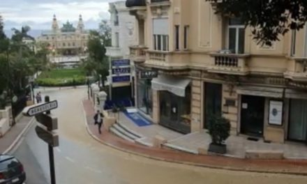 Mystery flood hits Monte-Carlo