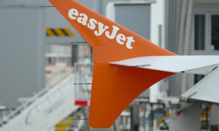 EasyJet advertising flights to Nice from last week in May