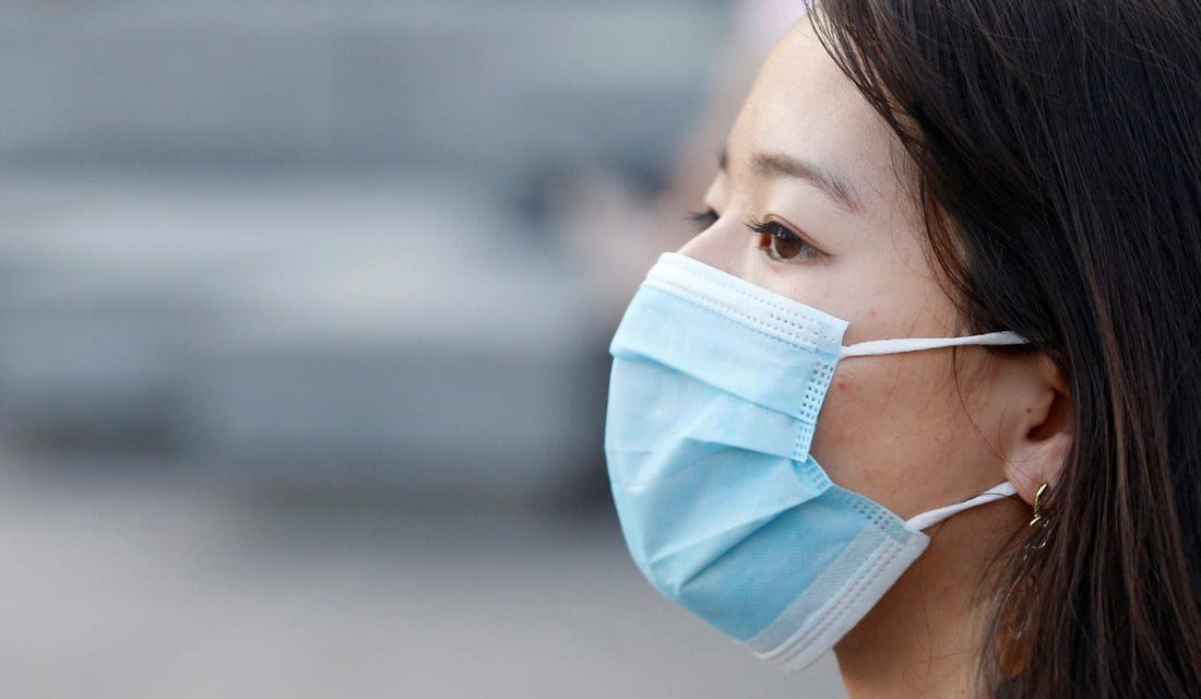 Masks now compulsory in busy areas