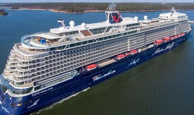 Cruise ships 'not welcome' in Monaco