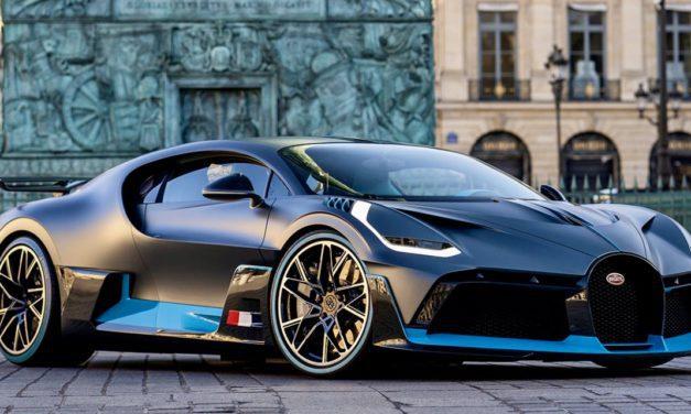 The Bugatti Divo is ready