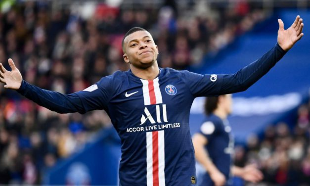 Mbappé offers to share golden Boot Award with Monaco's Ben Yedder