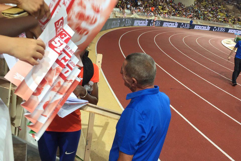 Diamond League athletics meet could be next victim of coronavirus cancellations