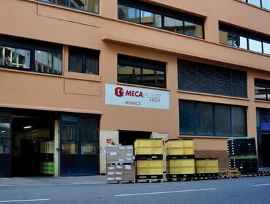 Monaco-born car parts maker calls in receiver