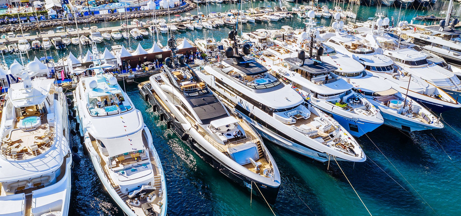This year's Yacht Show is OFF