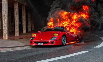 Legendary Ferrari to undergo restoration after catastrophic explosion