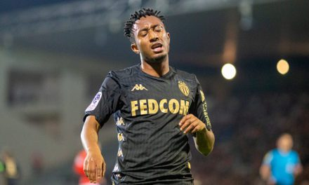 Monaco protest French sporting authority decision to extend Gelson Martins' Ban