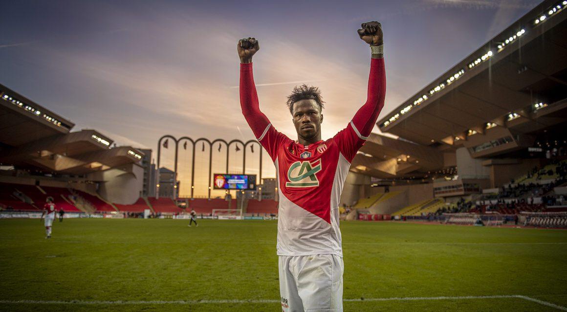 Monaco winger helps his people despite challenges