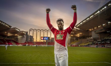 Monaco winger helps his people despite challenges