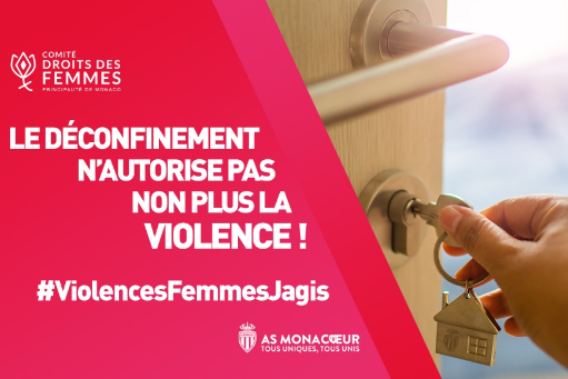 AS Monaco steps up to help victims of violence