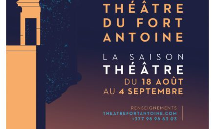 Fifty years of the Fort Antoine Theatre