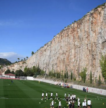 Worker killed by boulder at AS Monaco training ground