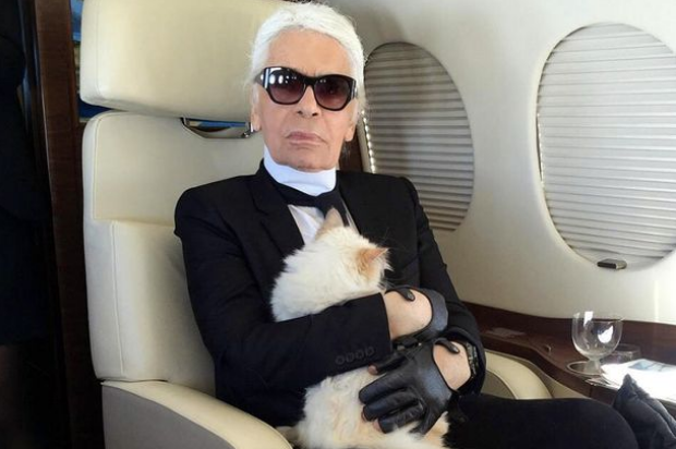 Lagerfeld's will held up by 'unwell' accountant