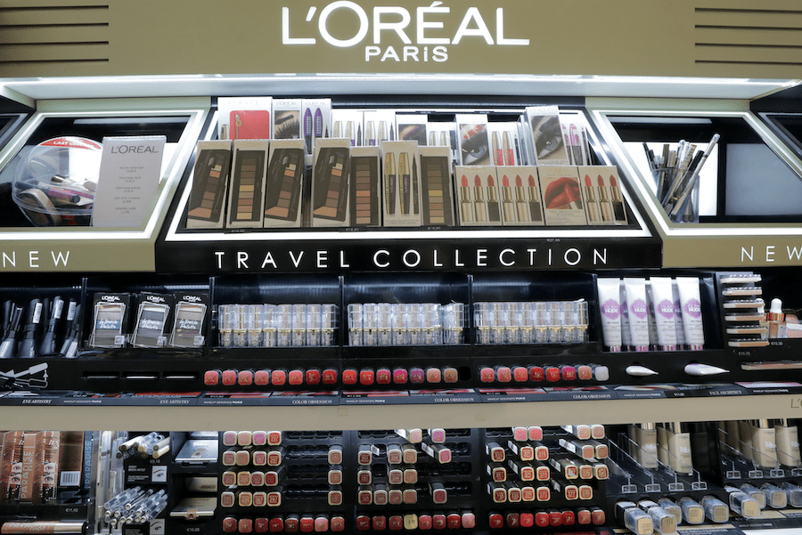 L'Oreal's beauty-conscious customers return post-lockdown