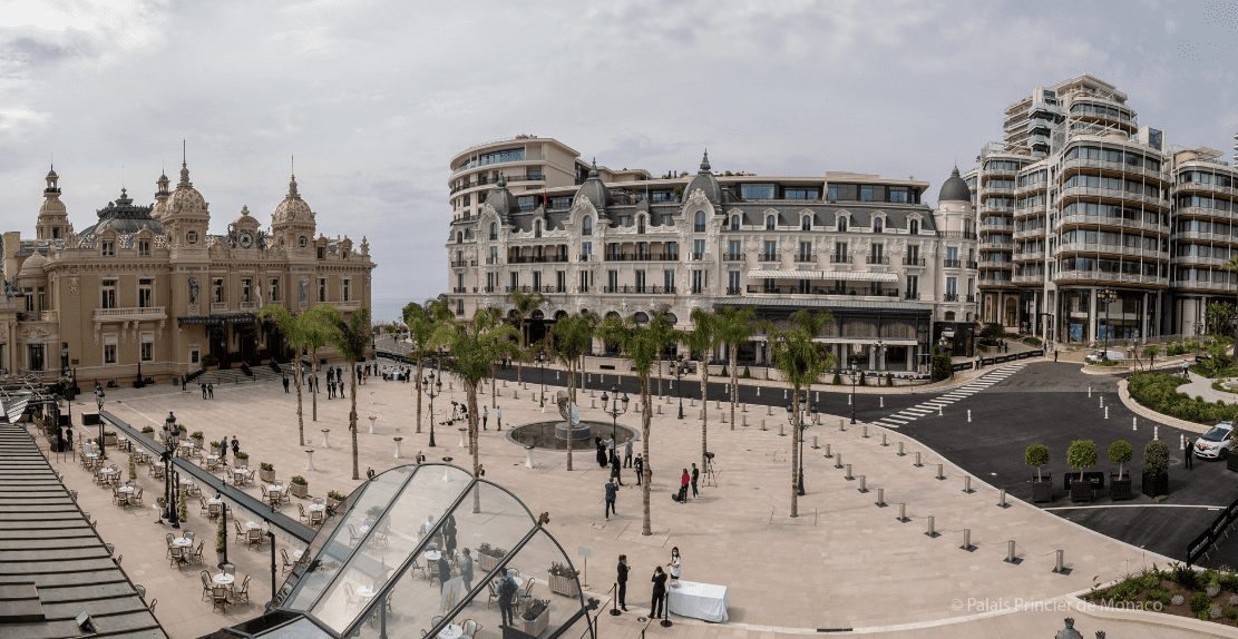 Casino Square wakes up to a new life