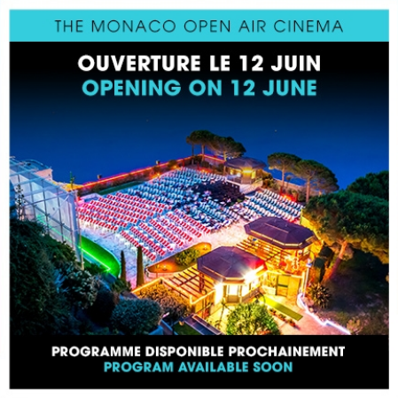 Open Air Cinema reopens this Friday