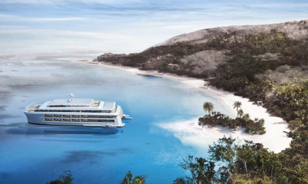Wärtsilä and Pastrovich to develop sustainable hybrid boutique cruise vessel