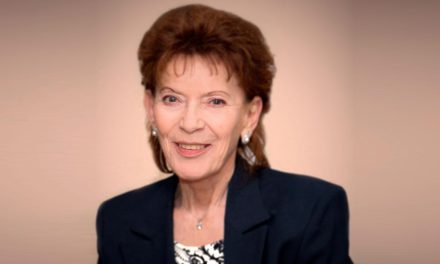 Death announced of Baroness Elisabeth-Anne de Massy