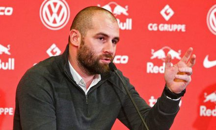 AS Monaco hold press conference and introduce new sporting director