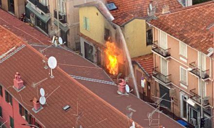 Major fire in Roquebrune blocks Monaco access road