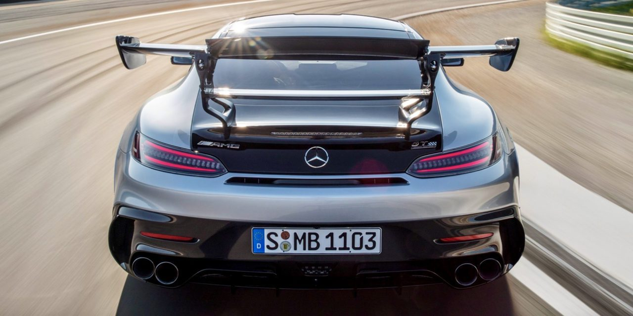 Welcome to the dark side – AMG releases first black series in six years