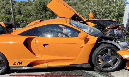 Former F1 driver strikes out in ultra rare hyper-car