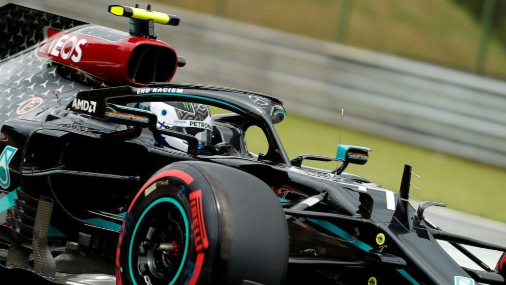 Hamilton victorious again at Hungarian Grand Prix