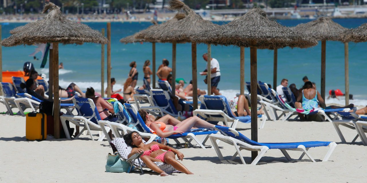Life's a beach, but some European countries have new COVID-19 fears