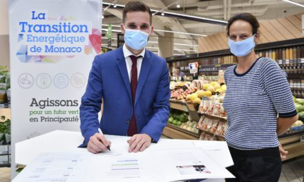 Carrefour Monaco brings new energy to Transition