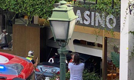 Major incident at Fairmont corner