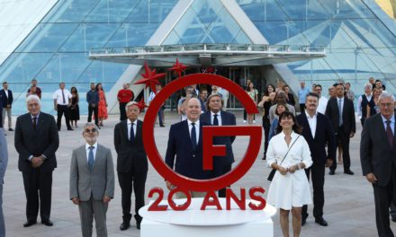 Grimaldi Forum Monaco: 20 years and lots of projects