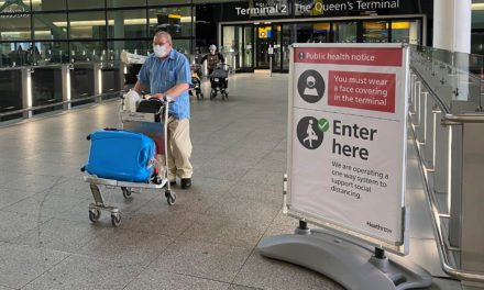No English quarantine for travellers from Nice