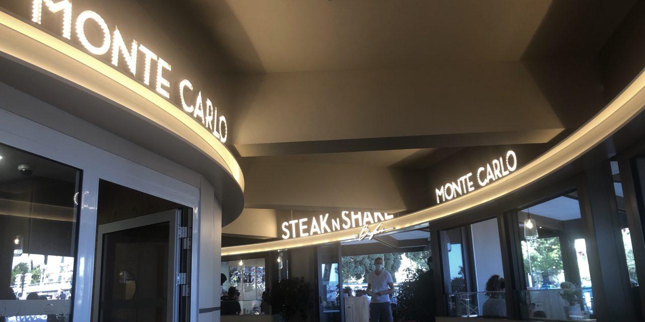 Steak 'n Shake has arrived in the Principality