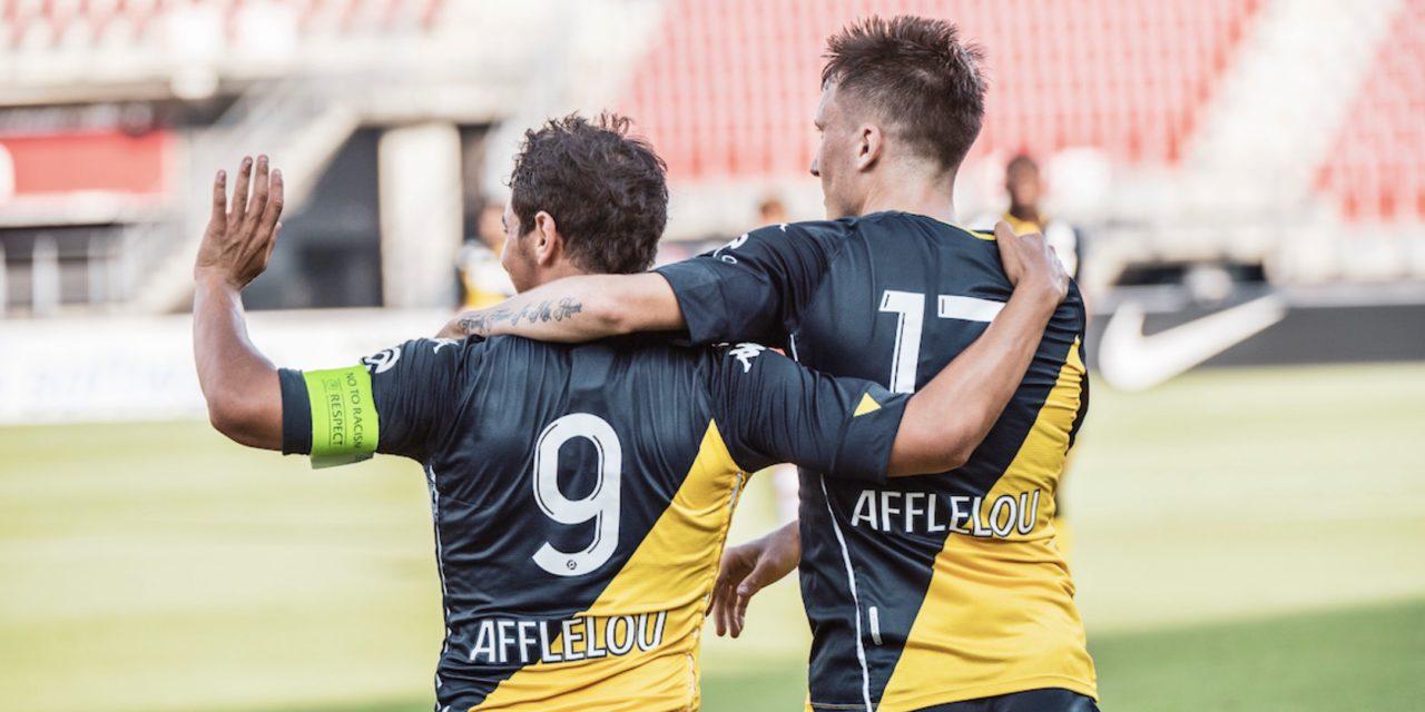 AS Monaco double down during final pre-season friendly