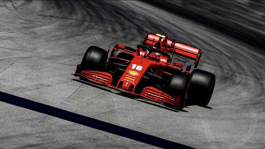 Catastrophe for Leclerc as Hamilton takes painfully easy victory