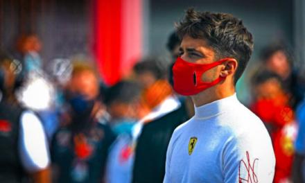 Lewis dominates at Spa while Ferrari fail and falter