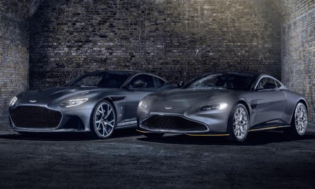 Aston Martin drops two new 007 edition speed machines