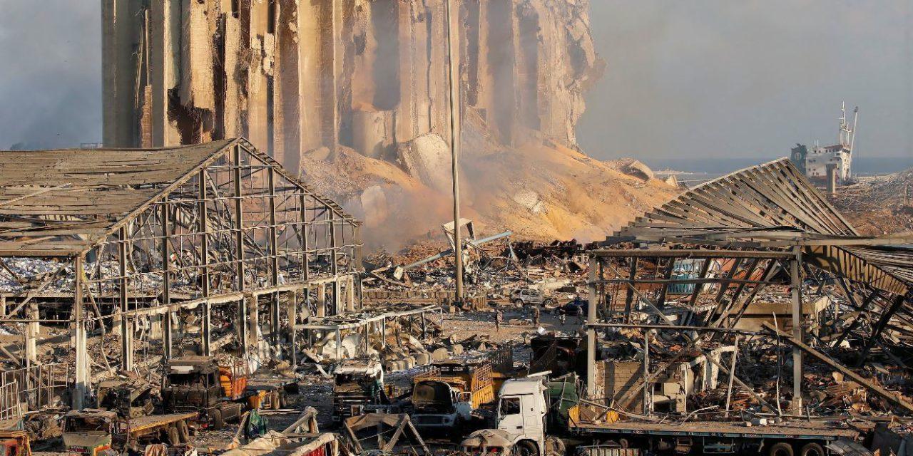 Monaco reaches out to devastated Beirut