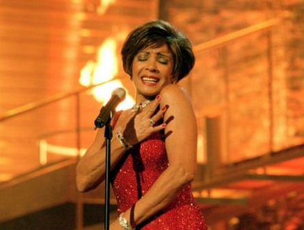 Dame Shirley Bassey to remind us that Diamonds Are Forever