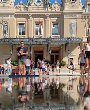 Tourists back in Monaco in numbers