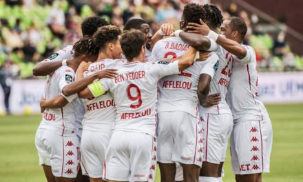 Badiashile decisive again as Monaco record first win of season