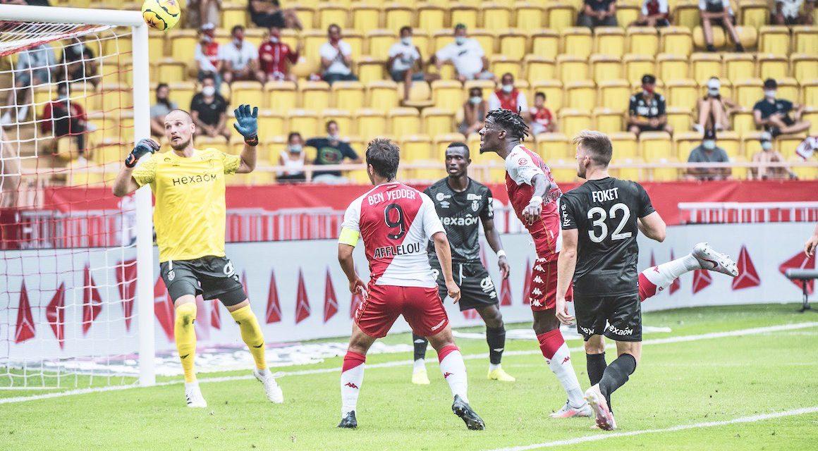 Monaco make crucial comeback in first match of season