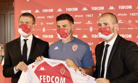 AS Monaco find fresh form going into new season